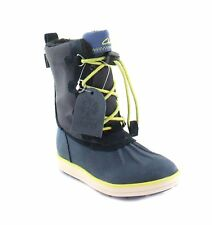 Clarks SYD UP GTX Boys Boots Navy Size 12 M