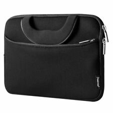 """10"""" Laptop Sleeve Case Carry Bag + Handle For Tablet iPad Notebook Computer PC"""