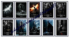 Batman The Dark Knight Rises - collectable film POSTCARD SET # 1