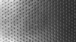 0.55mm Galvanized 30% Perforated Sheet Metal / Steel -1220mm X 2440mm