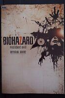 JAPAN Resident Evil 7: Biohazard Official Guide Book