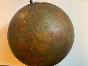Antique Globe | The Book of Knowledge