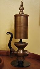 Antique Steam Engine Whistle Brass
