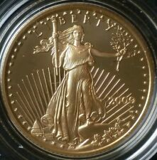 2000 W Proof $10 1/4oz Gold American Eagle