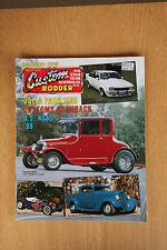 Custom Rodder No. 101 Nov 2 1989 Ford Roadster, 1965/1070 Falcons, Auscar 200