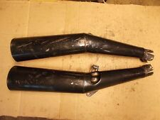 1983 Honda VT500 VT 500 Shadow Exhaust Mufflers