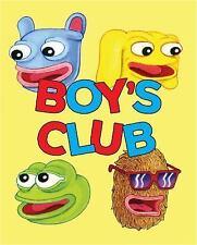 Boy's Club: By Matt Furie