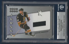 JASON SPEZZA 02-03 ITG BE A PLAYER 2002-03 ULTIMATE GAME USED JERSEY 28/50 15060