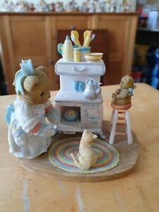Cherished teddies Dorothea & Missy 2011 Club Exclusive ~ RARE