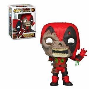 Funko Pop! Marvel: Marvel Zombies - Deadpool  49126 NEW!