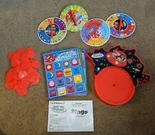 Disney Little Einsteins Blast Off Bingo Game June Annie Leo Quincy Rocket RARE