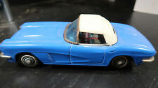 Bandai Cragstan Tin Friction 1962 Corvette