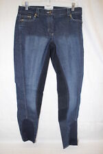 KENTUCKY Cool HorSe Chakira City Full Seat Clarino Jean Breeches Navy Denim, 30R