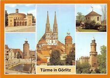 GG0810 turme in gorlitz    germany