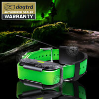 Dogtra Pathfinder Extra GPS Dog Collar Green Tracking & Training