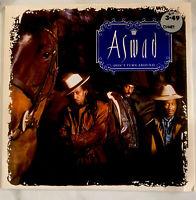 """Aswad – Don't Turn Around (12IS341) 1988 (12"""" Single)"""