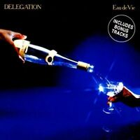 Delegation Eau de vie (1980; 11 tracks) [CD]
