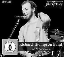 Live At Rockpalast 1983 & 1984 von Richard Thompson (2017)