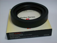 VINTAGE VIVITAR SERIES 1 67MM PUSH ON HEAVY RUBBER LENS HOOD NEW IN ITS BOX