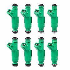GENUINE BOSCH GREEN GIANTS 42lb. 440cc INJECTORS 2002-03 FORD HARLEY PICKUP F150