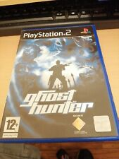 Ghosthunter for Sony PlayStation 2 PS2 Complete SONY FREEPOST 12+ PAL