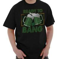 Bang St Patricks Day Funny Shirt Cheers Cool Gift Patty Edgy Classic T Shirt Tee