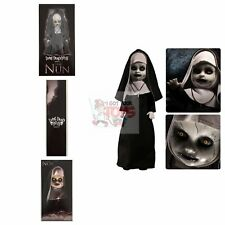 "THE NUN Mezco Toys LIVING DEAD DOLLS 2018 10"" The Conjuring 2 DOLL Annabelle"
