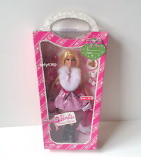 BARBIE Doll **HAPPY HOLIDAYS** 2010 Target Special Edition Dolls NEW
