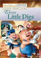 Disney Animation Collection: Three Little Pigs DVD NEW