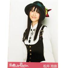 """AKB48 Rena Matsui """"Minogashita Kimitachi e"""" photo """"Kareha no Station"""" Ver."""