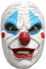 MENACE THE CLOWN SKULL LATEX FACE MASK SCARY HALLOWEEN HORROR