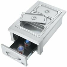 OCI Sterno 3-Tray Food Warmer Station