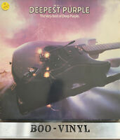 "DEEP PURPLE~ DEEPEST PURPLE : THE VERY BEST OF"" VINYL LP RECORDS~See Desc"