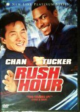 Brett Ratner's RUSH HOUR(1998) Jackie Chan Chris Tucker Tom Wilkinson Chris Penn