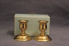 Partylite Pair of Oxford Taper Candle Holders