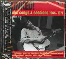 V.A.-KINKED! - KINKS SONG AND SESSIONS 1964 1971-Import CD w/JAPAN OBI  F83