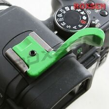 Camera Thumb Up Grip for Digital Camera E-P3 PL5 G1 G3 Fujifilm X10 X100 green