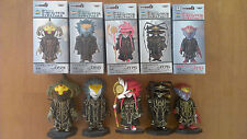 WCF Kamen Rider Fourze Zodiarts Set (Leo, Virgo, Cancer, Libra, Scorpion)
