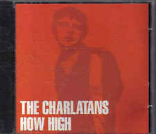 The Charlatans-How High cd maxi single