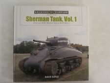 Sherman Tank Vol. 1: America's M4A1 Medium Tank in World War II  Legends of Warf