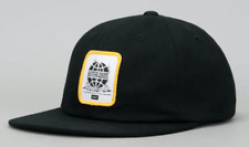 Huf Worldwide Cap Dad Camp Hat Butter Goods Feels Like Home 6 Panel Black