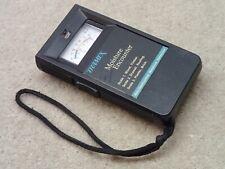 Tramex Moisture Encounter Handheld Moisture Meter Rough Has Bad Meter