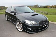 2005 Subaru Legacy gt 2.0 twin scroll turbo auto jdm spec b