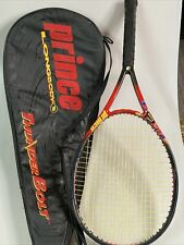 Prince Thunderbolt Longbody Oversize 115� Tennis Racquet 900 Power Level w/ Case