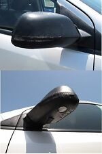 Colgan Car Mirror Covers Protector Black Fits Ford Edge Sport 2011-2014 W/Signal