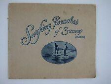 Surfing Beaches of Sydney N.S.W. Australia VTG Photo Booklet~Bondi Manly Coogee