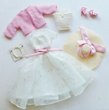 Barbie Fashion Model Collection ~ Garden Party Outfit Dress Set Silkstone NLA
