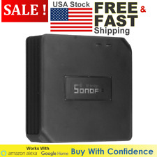 SONOFF RF Bridge 433MHz Smart WiFi Switch Module ITEAD Timing APP Voice Control