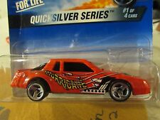 Hot Wheels Chevy Stocker QuickSilver Series Red Hurricane