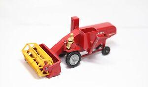 Matchbox No 5 Massey Ferguson Combine Harvester - Nice Vintage Original Model